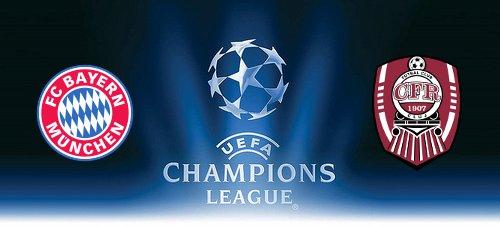 UEFA Champions League Wetttipp Bayern Cluj