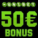 Unibet Bonus